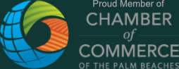logo of Chamber of Commerce of the Palm Beaches